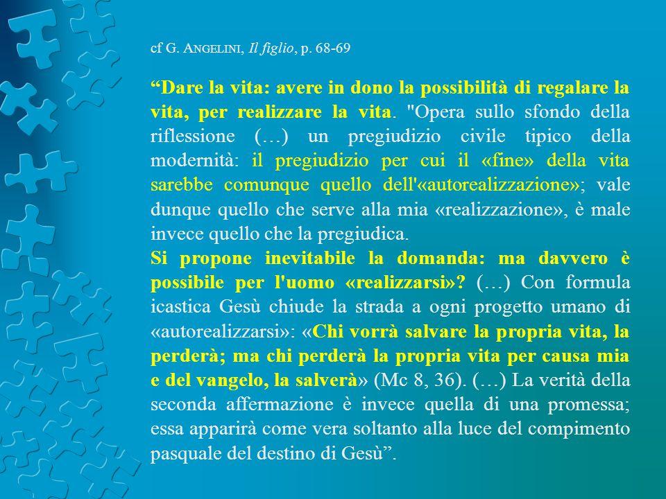 cf G. Angelini, Il figlio, p. 68-69
