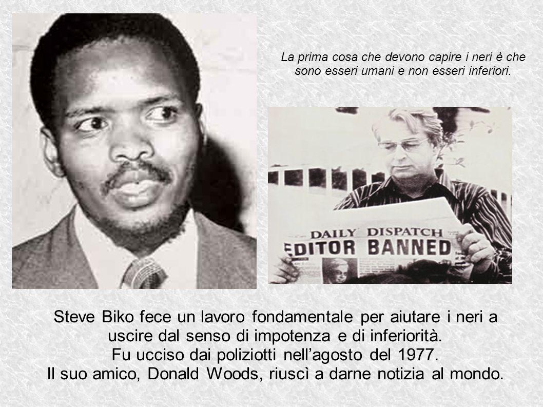 Fu ucciso dai poliziotti nell'agosto del 1977.