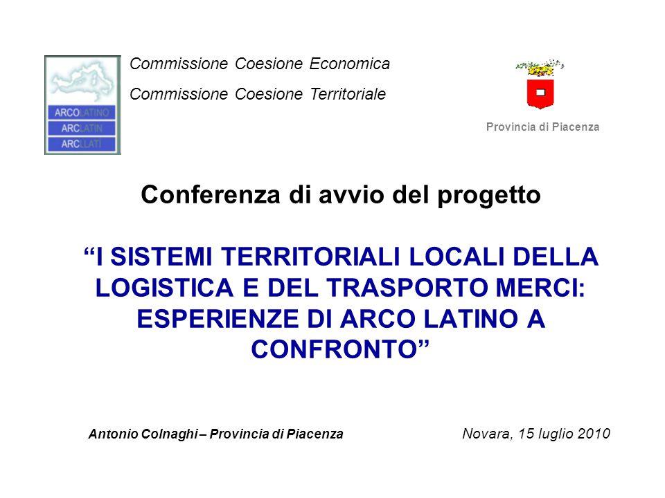 Antonio Colnaghi – Provincia di Piacenza Novara, 15 luglio 2010