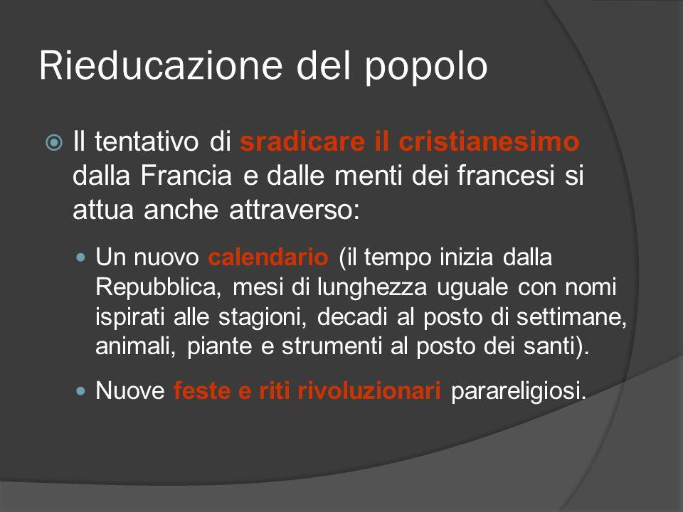Rieducazione del popolo
