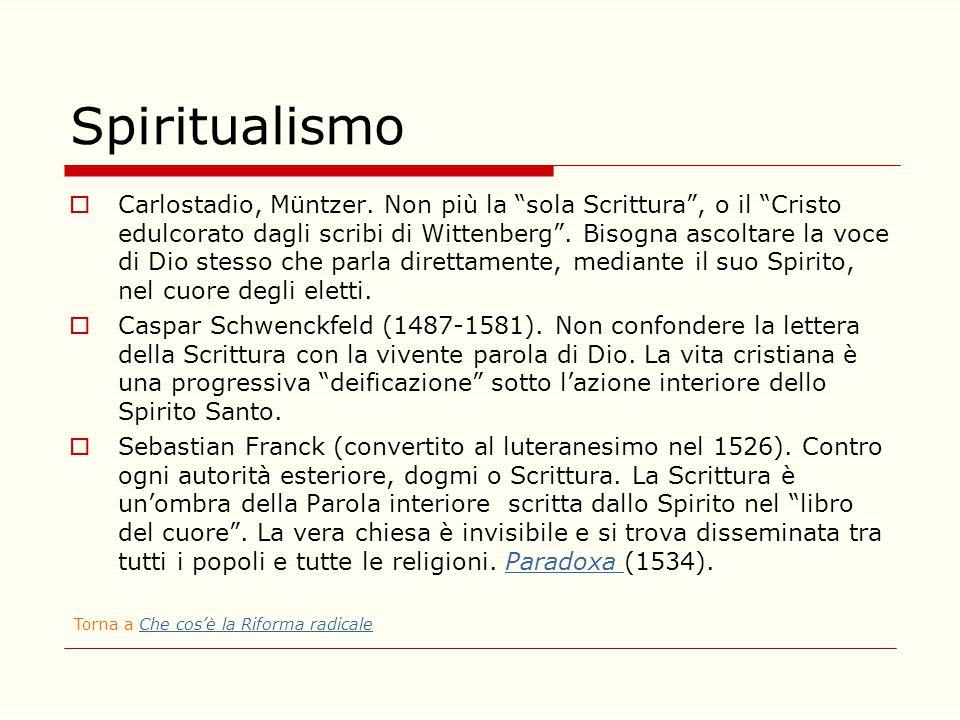 Spiritualismo