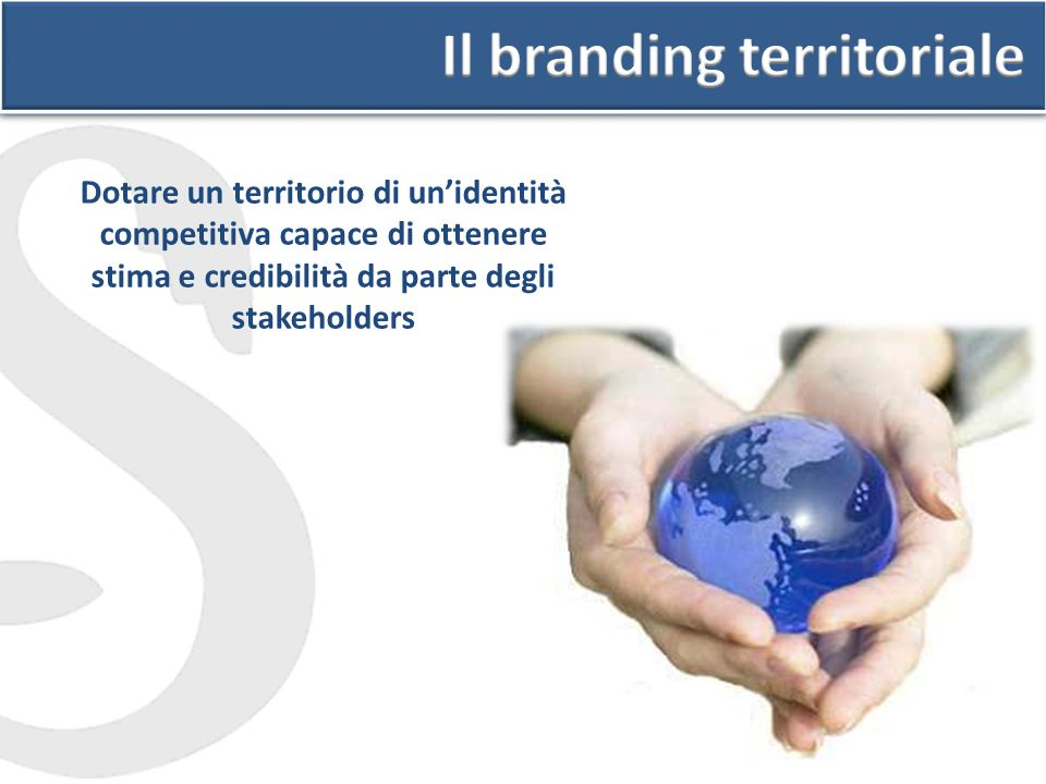 Il branding territoriale