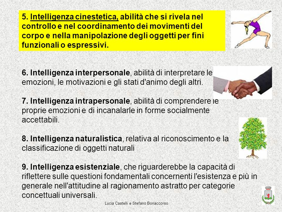Lucia Castelli e Stefano Bonaccorso