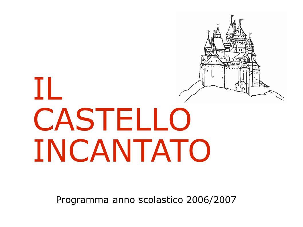 Programma anno scolastico 2006/2007