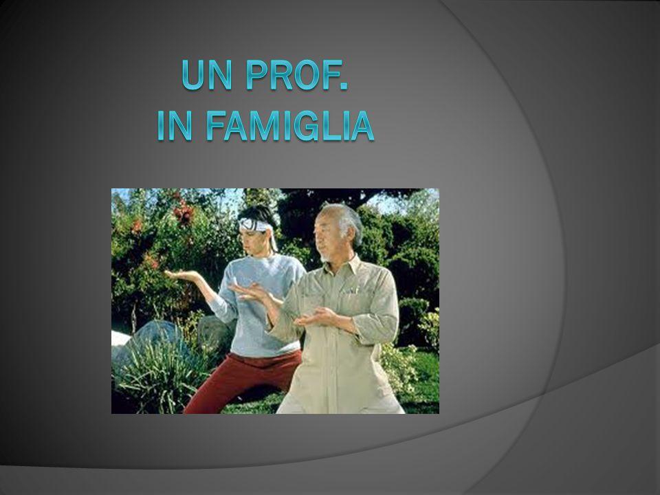 un prof. In famiglia