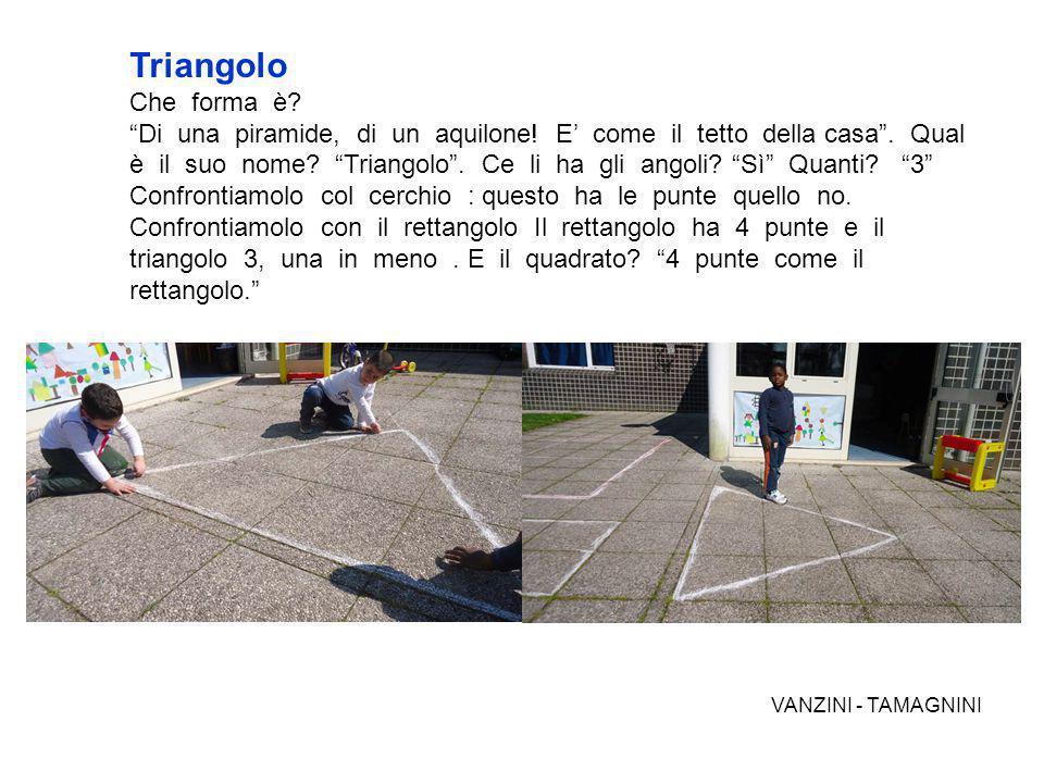 Triangolo Che forma è