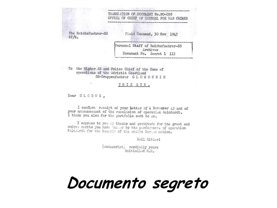 Documento segreto