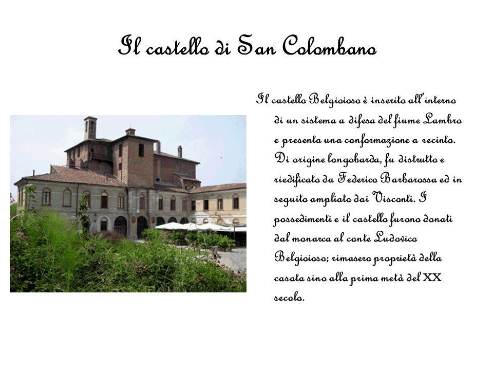 Il castello di San Colombano