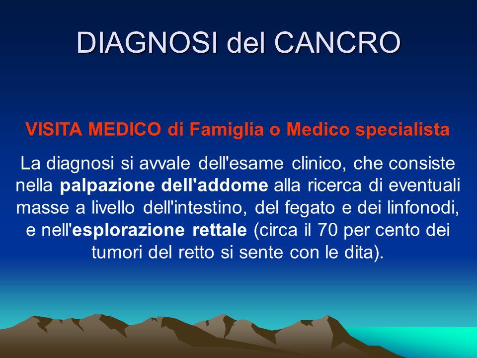 VISITA MEDICO di Famiglia o Medico specialista