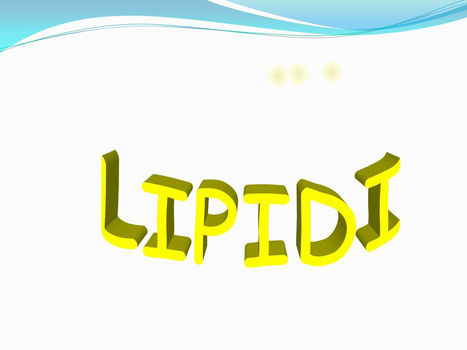 LIPIDI