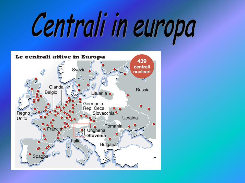 Centrali in europa