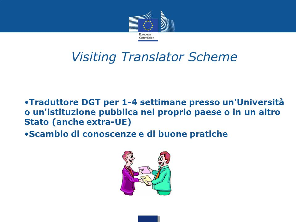 Visiting Translator Scheme