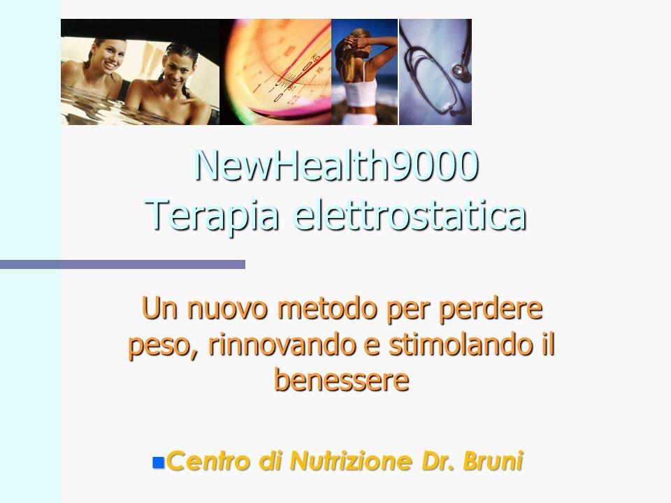 NewHealth9000 Terapia elettrostatica