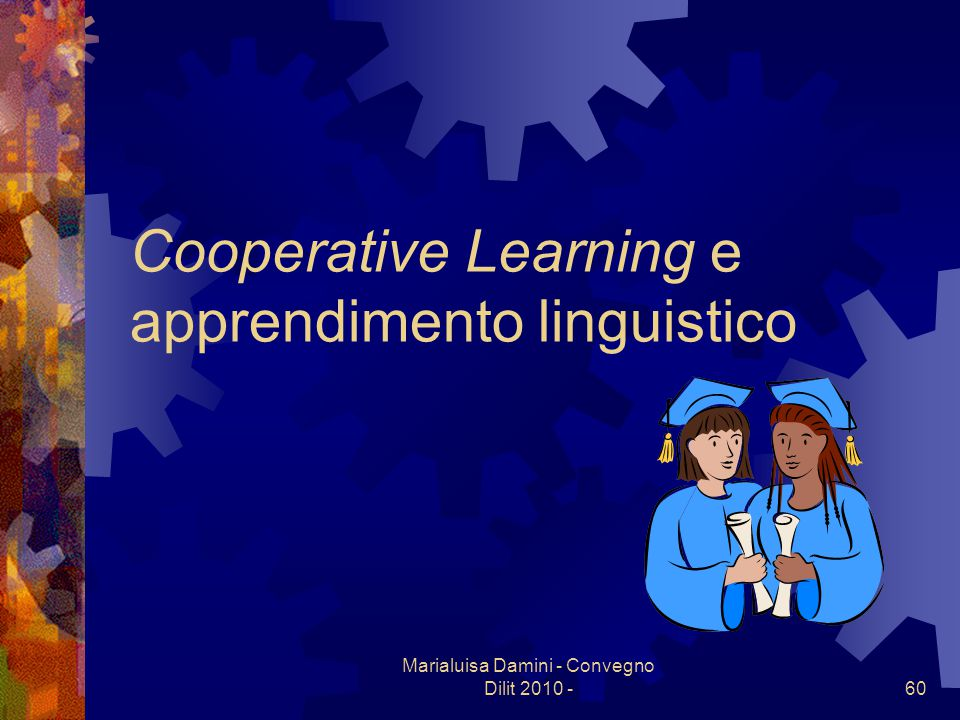 Cooperative Learning e apprendimento linguistico