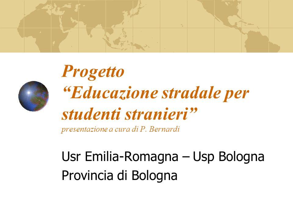 Usr Emilia-Romagna – Usp Bologna Provincia di Bologna