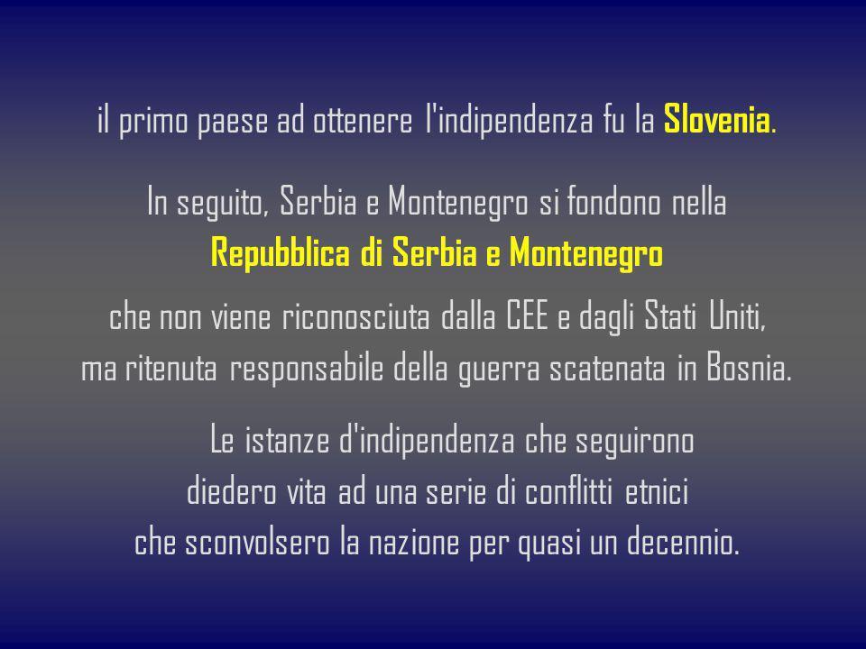 Repubblica di Serbia e Montenegro