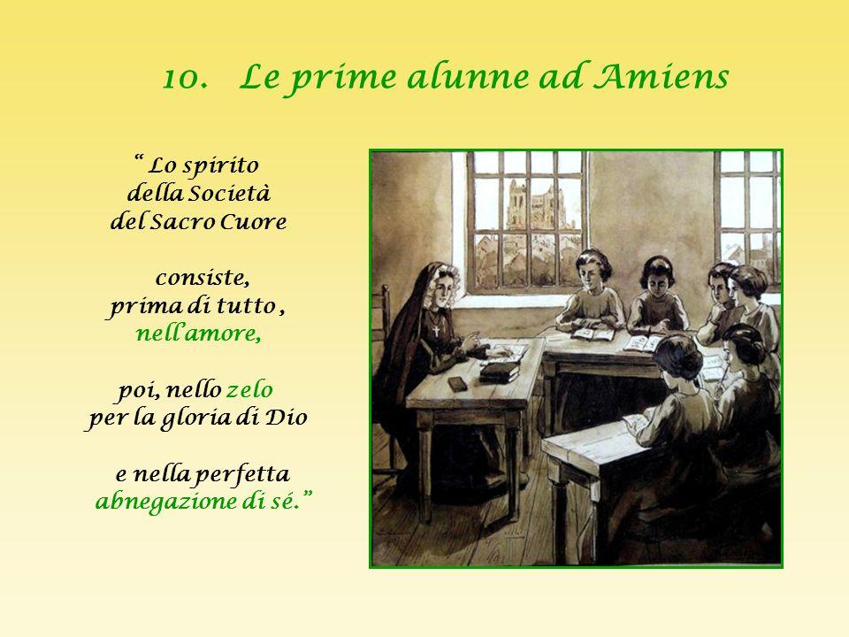 10. Le prime alunne ad Amiens
