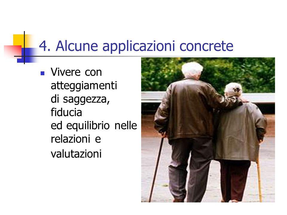 4. Alcune applicazioni concrete