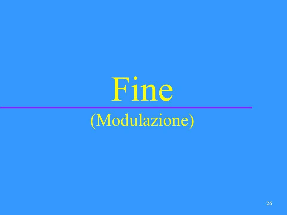 Fine (Modulazione)