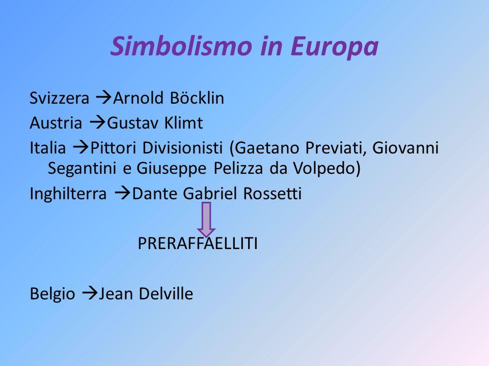 Simbolismo in Europa