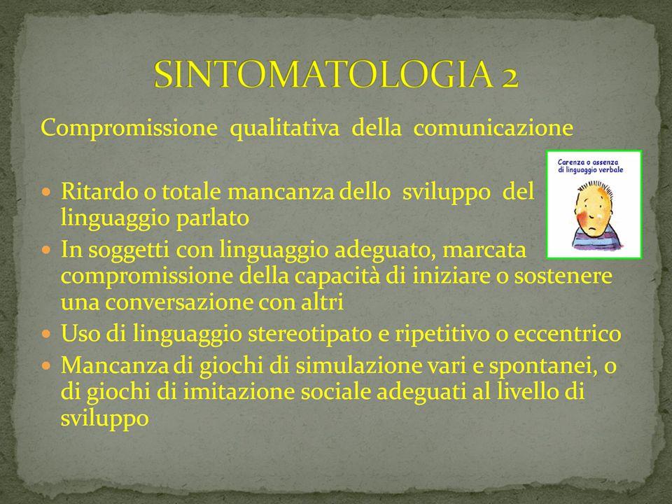 SINTOMATOLOGIA 2 09/03/12