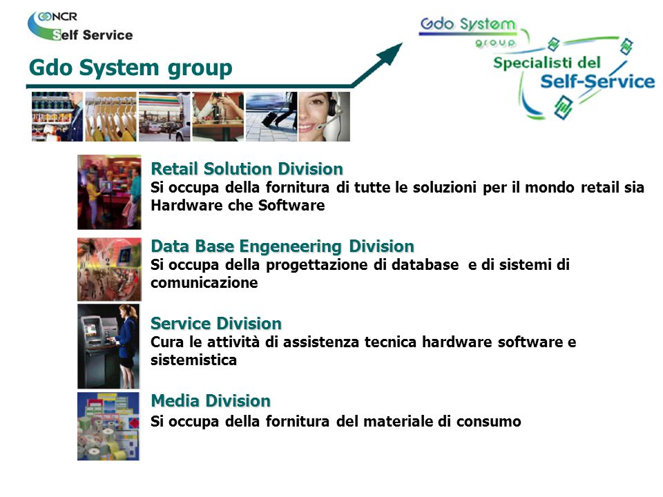 Gdo System group Retail Solution Division