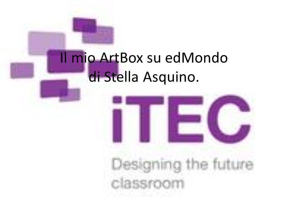 Il mio ArtBox su edMondo di Stella Asquino.