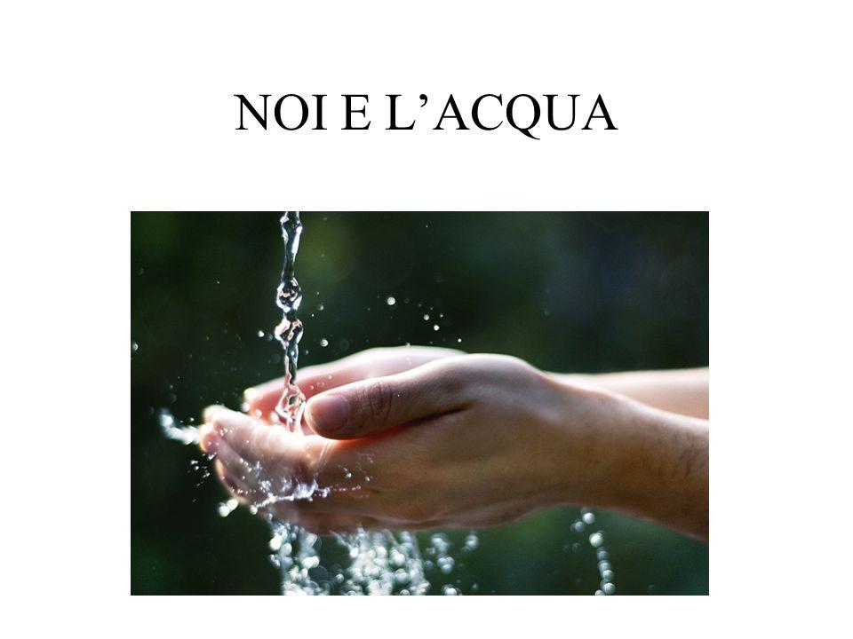 NOI E L'ACQUA