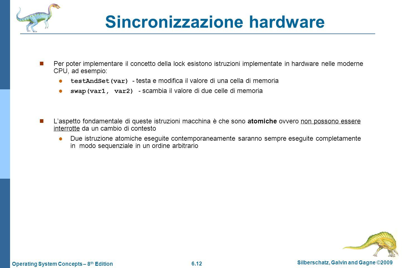 Sincronizzazione hardware
