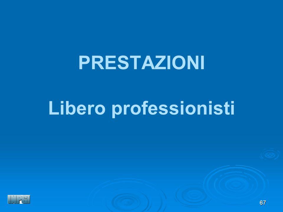 Libero professionisti