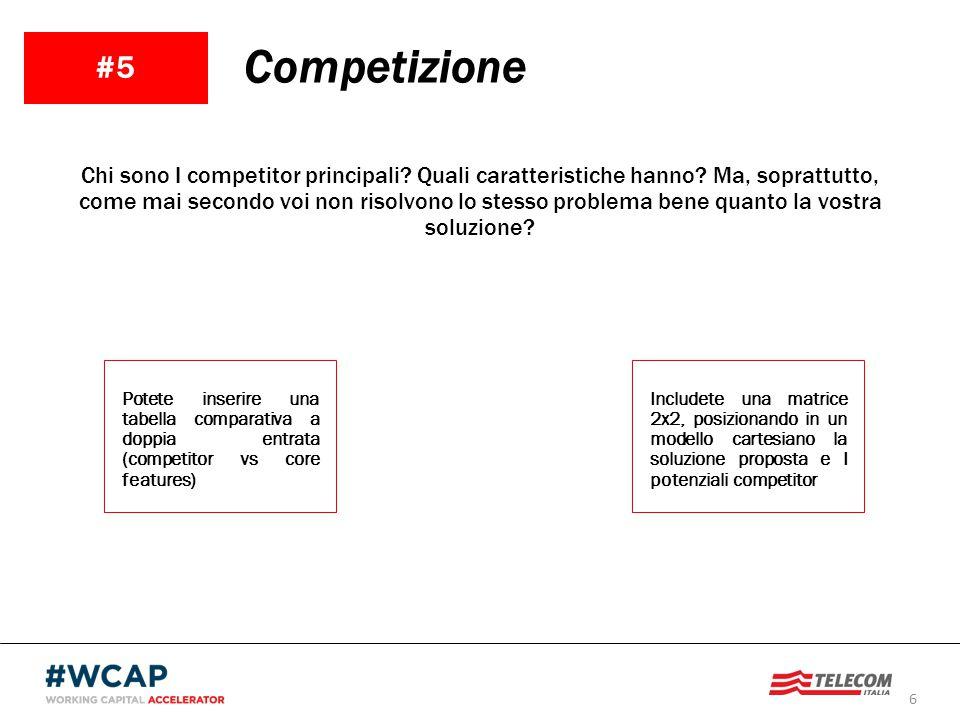 #5 Competizione.
