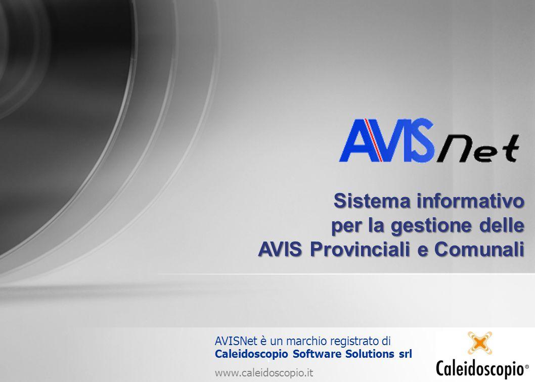 AVIS Provinciali e Comunali