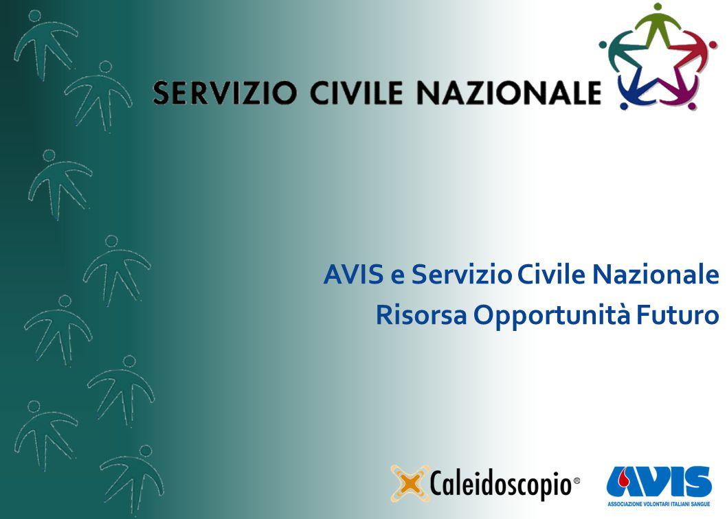 AVIS e Servizio Civile Nazionale