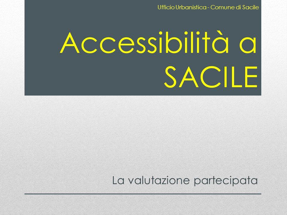 Accessibilità a SACILE