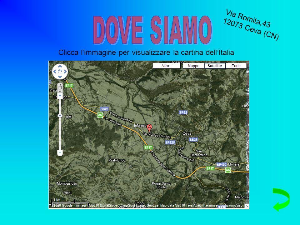 Clicca l'immagine per visualizzare la cartina dell'Italia