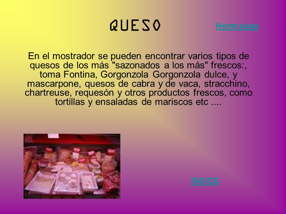QUESO Home page.