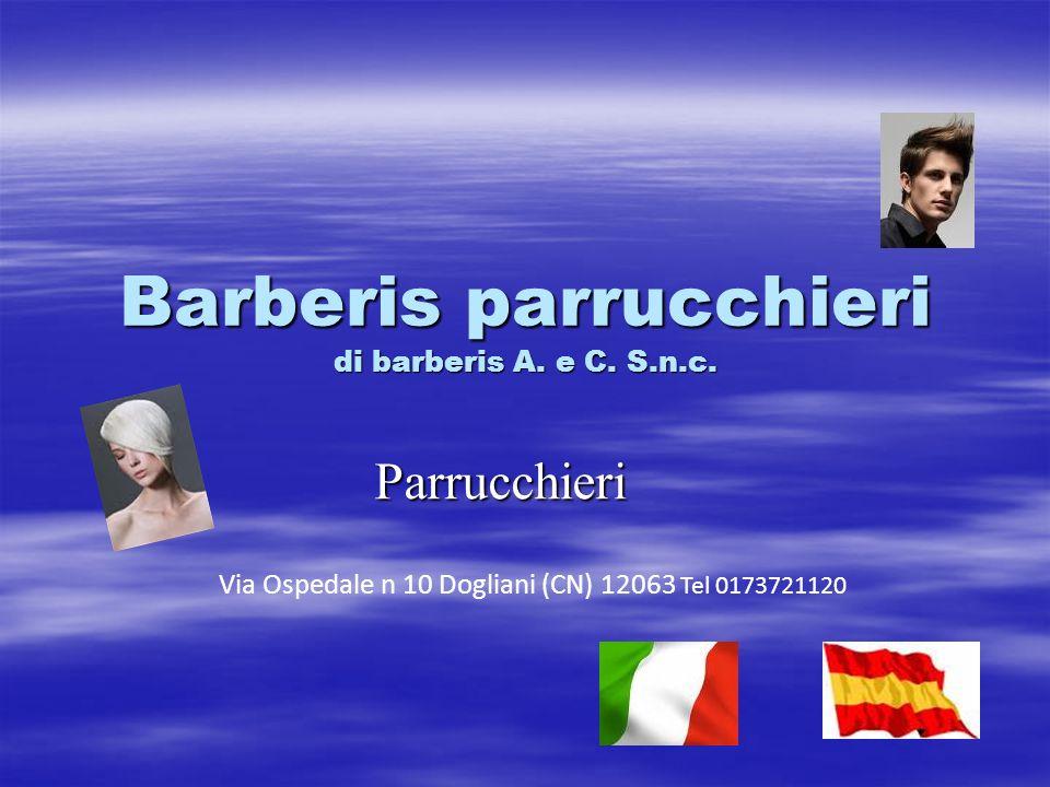 Barberis parrucchieri di barberis A. e C. S.n.c.
