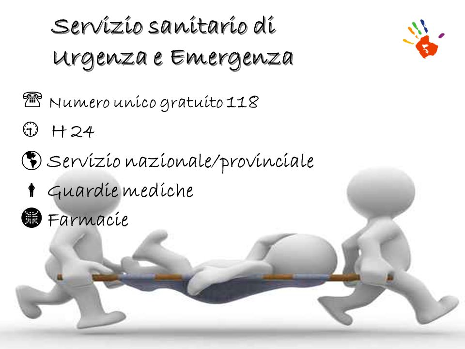 Servizio sanitario di Urgenza e Emergenza