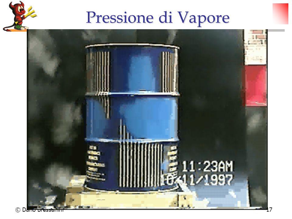 Pressione di Vapore © Dario Bressanini