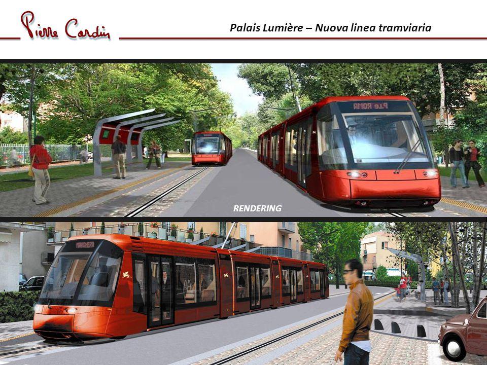 Palais Lumière – Nuova linea tramviaria