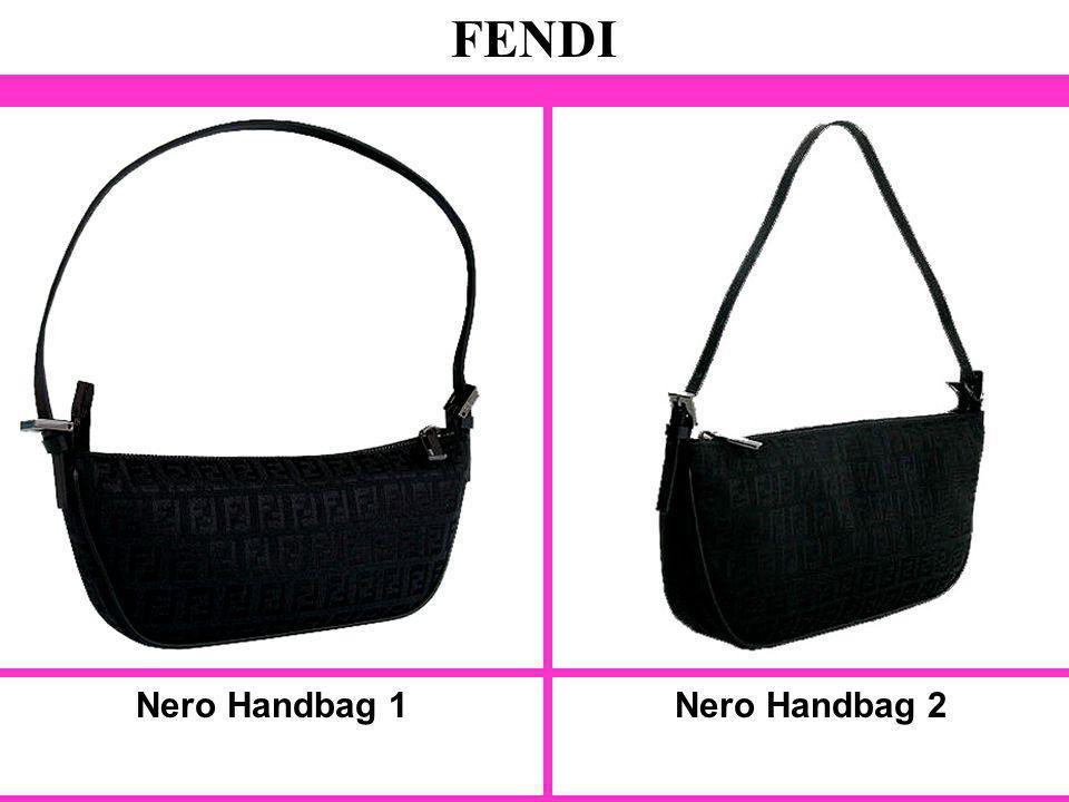 FENDI Nero Handbag 1 Nero Handbag 2