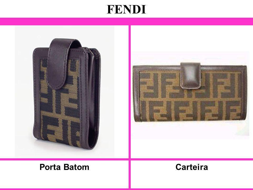 FENDI Porta Batom Carteira