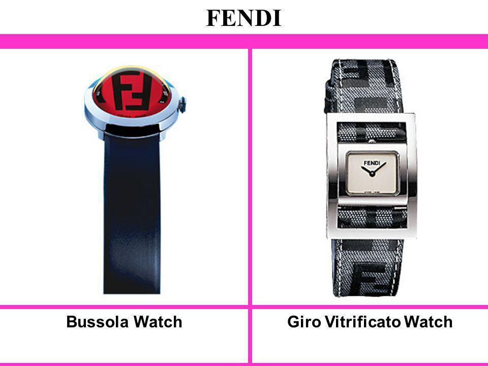 Giro Vitrificato Watch