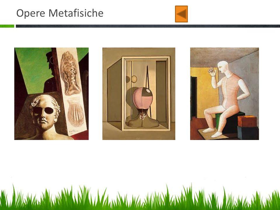 Opere Metafisiche