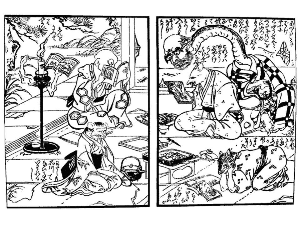 Big Head attacks Samurais
