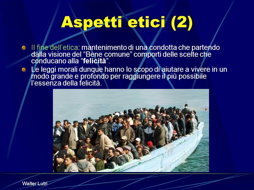 Aspetti etici (2)