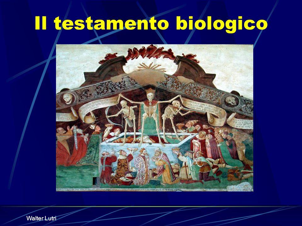 Il testamento biologico