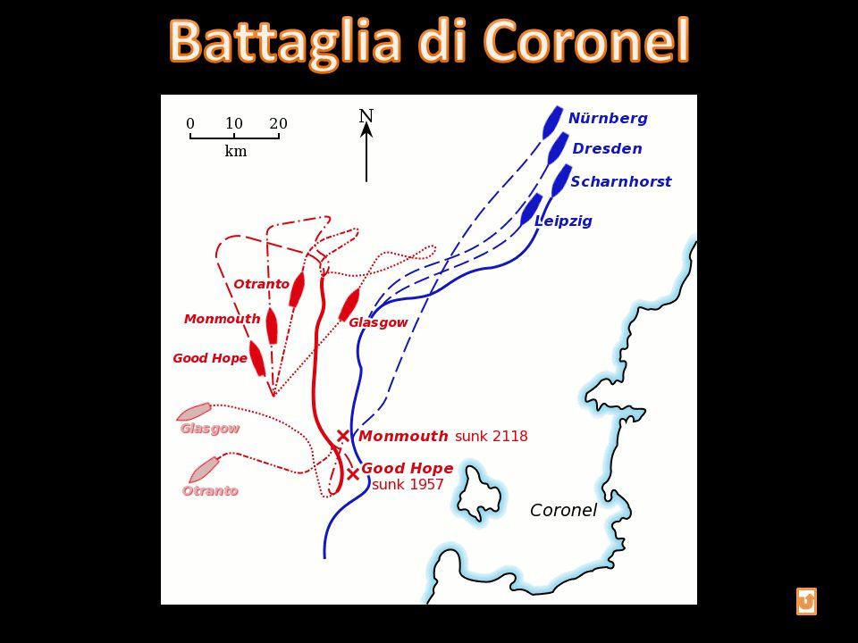 Battaglia di Coronel