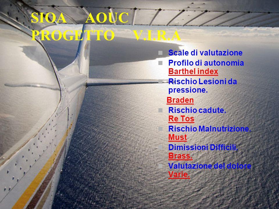 SIOA AOUC PROGETTO V.I.R.A