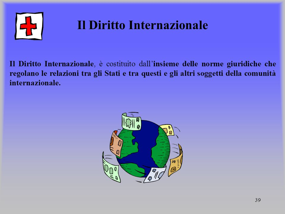 Il Diritto Internazionale